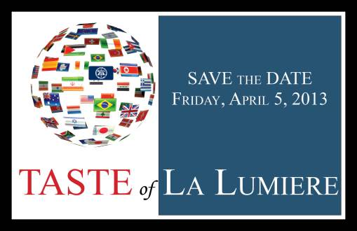 taste of lalu savethedate