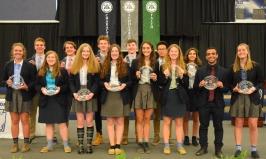 Spring Award Winners